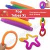 Сенсорные игрушки Pop Tubes (поп трубки)